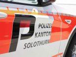 Kreuzackerbrücke Solothurn - Mann bedroht und überfallen
