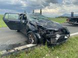 Unfälle Oberrüti, Etzgen AG - Autolenker (26) bringt Velo zu Fall und begeht Fahrerflucht