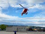 Schwerer Unfall in Pont FR - Baum stürzt auf Spaziergängerin