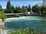 Zürich - Mit Gummiboot in kritische Notlage geraten