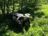 Verkehrsunfall in Nendaz VS - Autolenker stirbt noch vor Ort