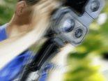 Wynigen BE - Motorradfahrer massiv zu schnell unterwegs