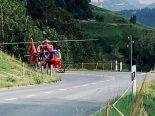 Appenzell AI - Unfall mit Rennrad