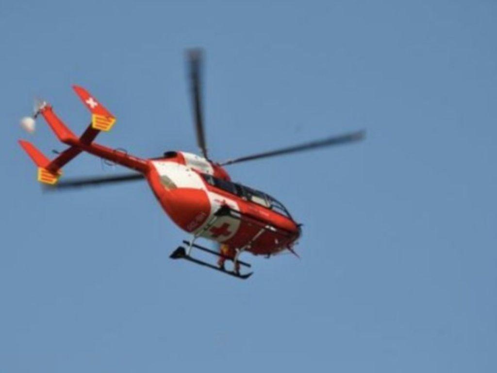 Willerzell SZ - Bei Badeunfall im Sihlsee erheblich verletzt