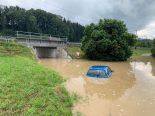 Kanton Luzern - 620 Notrufe wegen heftigen Gewitter