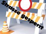 Schindellegi SZ - Kantonsstrasse nach Unfall gesperrt
