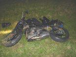 Niederglatt SG - Motorradlenker bei Unfall unbestimmt verletzt