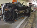 Tödlicher Unfall auf der A3 Walenstadt SG