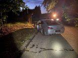Selbstunfall Bettwil AG - Peugeot-Lenker gefunden