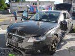 Buttikon SZ - Drei Verletzte und Fahrverbot nach Unfall