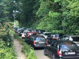 Winterthur ZH - Parkverbot wegen Verkehrskollaps