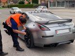 Appenzell Innerrhoden AI - Aufgemotzte Autos kontrolliert
