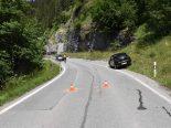 Bergün GR - Motorradfahrer (24) bei Überholmanöver verunfallt