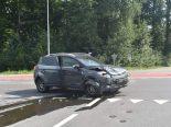 Buchrain LU - Betrunkener Unfallbeteiligter haut nach Crash ab