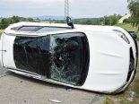 Pfaffnau LU - Unfall fordert drei Verletzte
