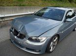 A2, Sursee LU - Vier Autos in Unfall involviert
