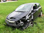 Muri AG - Automobilist (21) verursacht Selbstunfall