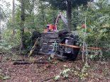 Unfall Villigen AG - Zwei Verletzte und ein Todesopfer