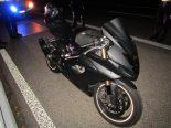Niederurnen GL - Motorradunfall auf der Autobahn A3