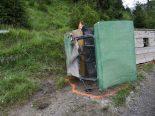 Unfall in Calfreisen GR - Mit Motorkarren tödlich verunfallt