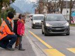 Chur GR - Intensive Verkehrskontrollen