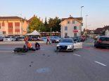 Unfall Sissach BL - 27-jähriger Lenker verletzt