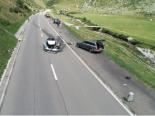 Heftiger Unfall in Hospental UR - Millionenschaden und eine erheblich verletzte Person