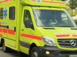 Unfall Luzern - Lieferwagen prallt in Motorradlenker