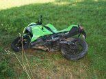 Oberbüren SG - 22-jähriger Motorraddieb verhaftet