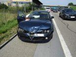 Verkehrsunfälle Glarus GL - Velofahrer stürzt und erleidet Kopfverletzungen