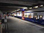 Rapperswil SG - Mann unter Zug gestürzt und schwer verletzt