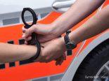 Sevelen SG - Nach Einbruch verhaftet