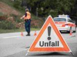 Stadt Schaffhausen - Unfall mit drei Autos