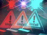 Realp UR - Lenker verliert die Kontrolle und verunfallt
