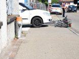 Unfall Auto Velo