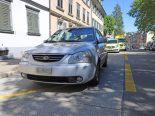 St.Gallen - Fussgängerin bei Verkehrsunfall schwer verletzt