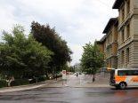 St.Gallen - Fussgängerin und Velofahrer verletzt