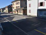 Wattwil SG - Bei Überholmanöver angefahren