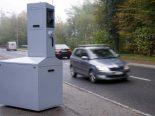Sâles FR - Fahrer mit 140 km/h geblitzt
