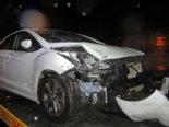 Wängi TG - Zwei Unfälle mit Verletzten auf A1