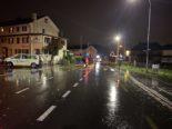 Unfall Würenlos AG - Frau von Auto erfasst und weggeschleudert