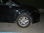 Olten SO - Mann flüchtet bei Polizeikontrolle und beschädigt 3 Autos