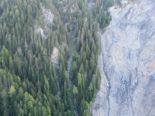 Tödlicher Unfall Chur GR - Jäger 80 Meter tief abgestürzt