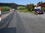 Rehetobel AR - Alkoholisiert Unfall gebaut - Führerausweis weg