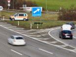 A2 bei Egerkingen SO - Mofalenker (21) auf Autobahn verirrt