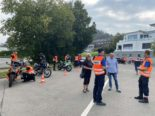 Langnau am Albis ZH - Spezialkontrolle gegen Strassenlärm
