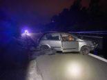 Unfall A4 Risch Rotkreuz ZG - Betrunken am Steuer eingeschlafen