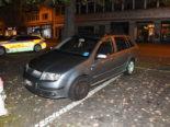 Unfall Rorschach SG - Alkoholisierter Fahrer lässt Auto zurück