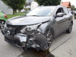 Kappel SO - Frontalkollision zwischen zwei Autos
