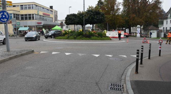 Wil SG - Velofahrer nach Unfall beim Schwanenkreisel tot
